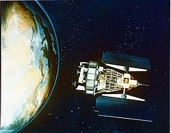 ERT - LANDSAT SATELLITE AND LAKE MICHIGAN - NARA - 17426525.jpg
