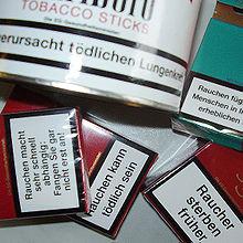 Durch das Rauchen von Tabak verlieren Sie Gewicht