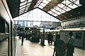 Earls Court Station - Kiosk Platforms 3, 4.jpg