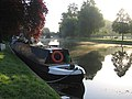 Early morning mist on the River Cam, Cambridge - geograph.org.uk - 235746.jpg