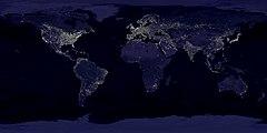 Earth's City Lights by DMSP, 1994-1995 (large).jpg