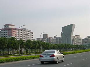 East Gate of Tainan Science Park.JPG