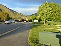 East at Hobble Creek Canyon Parkway trailhead, Springville, Utah, May 16.jpg