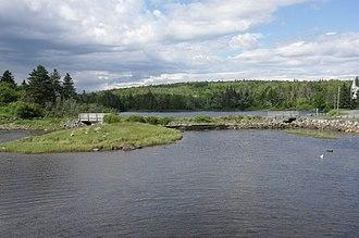 Marine Drive (Nova Scotia) - Jeddore Oyster Ponds