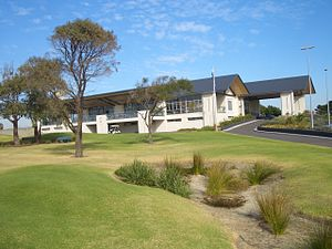 Eastlakes, New South Wales - Clubhouse, The Lakes Golf Club