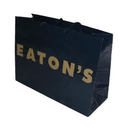 Eaton's department store bag, 1997