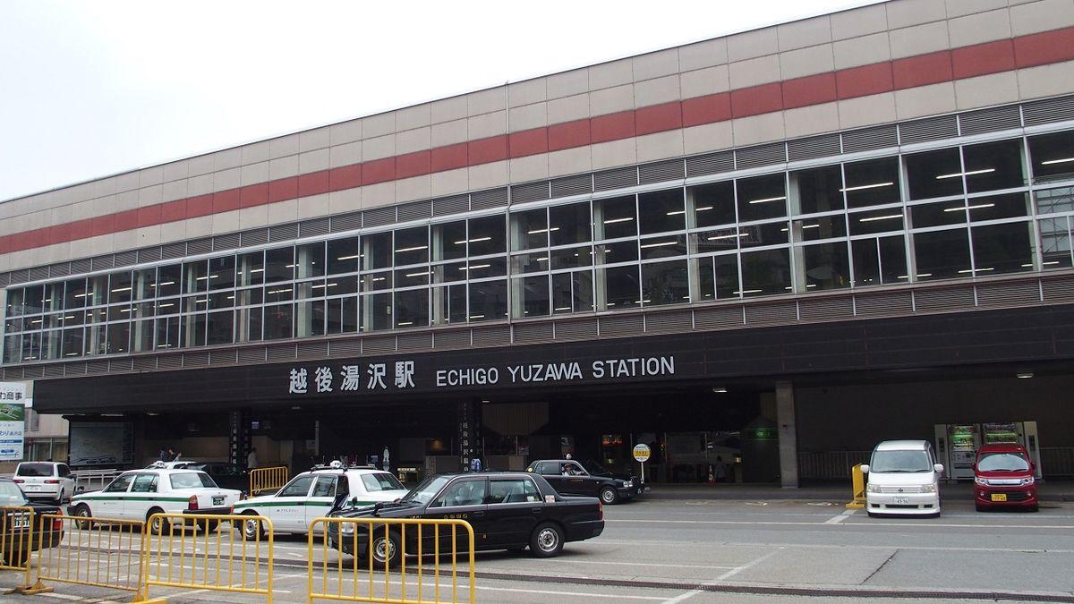 駅舎(2016年4月)