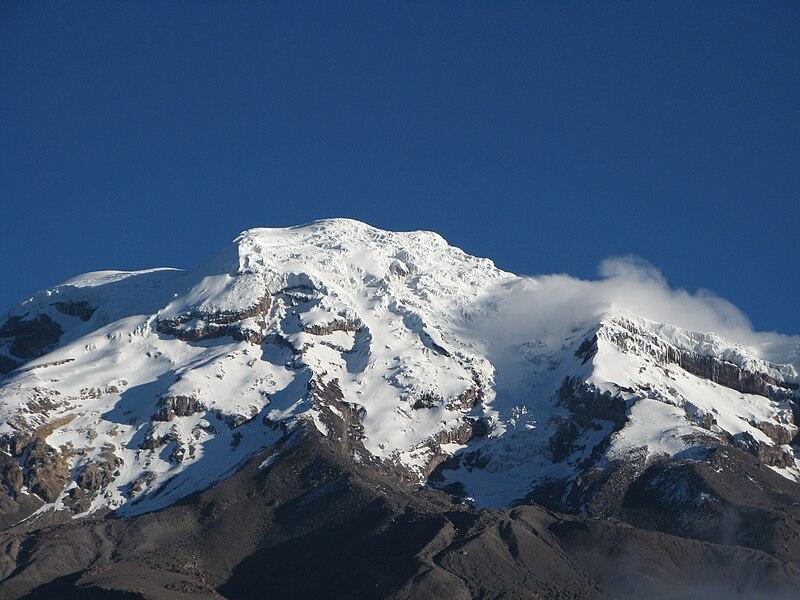 File:Ecuador Chimborazo Closeup 5926.jpg