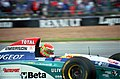Eddie Irvine - 1995 British GP.jpg