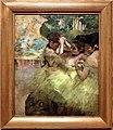 Edgar degas, ballerine gialle (nelle ali), 1874-76.jpg
