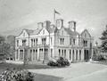 Edmond Castle, Hayton c. 1840.png