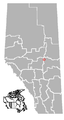 Edna-Star, Alberta Location.png