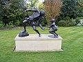 Edward Alleyn and William Allen Sculpture - geograph.org.uk - 1270838.jpg