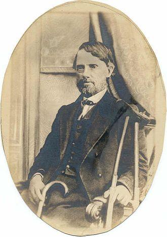 Edward Carrington Marshall - Photographic portrait of Edward Carrington Marshall