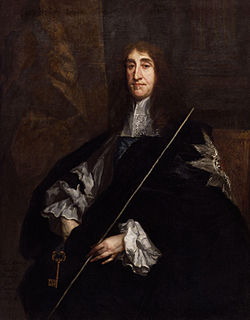 Edward Montagu, 2nd Earl of Manchester English politician
