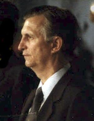 Jamaican general election, 1989 - Image: Edward Seaga 1982