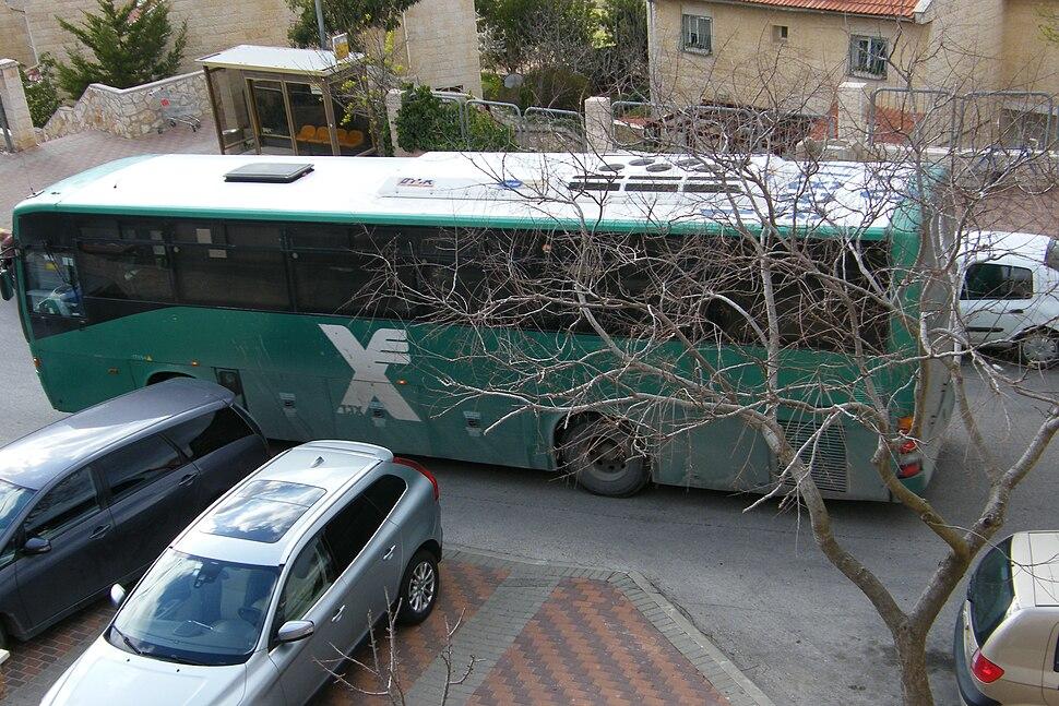 Efrat Bus
