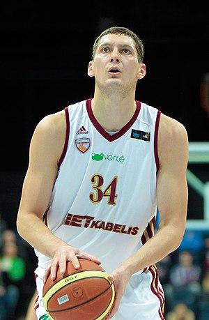 BC Lietkabelis - Egidijus Dimša was one of Lietkabelis team leaders in 2015.