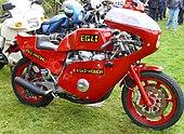 Black Frame Ducati