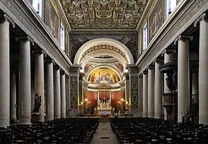 Notre-Dame-de-Lorette, Paris - Interior of Église Notre-Dame-de-Lorette.