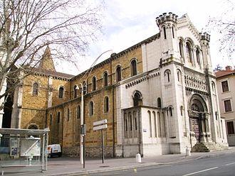 Vaise - Église Saint-Pierre de Vaise