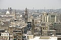Egypt, Cairo, Panorama of Islamic Cairo, also Medieval Cairo.jpg