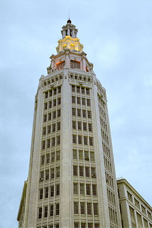 Electric Tower - Image: Electric Building Buffalo
