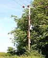 Electricity transformer west of A423, near Broadwell - geograph.org.uk - 1333752.jpg