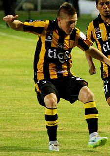 Bolivian footballer