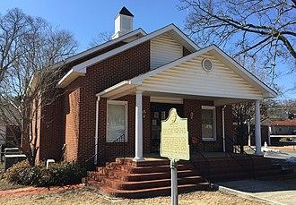 Emerson, Georgia - Emerson City Hall