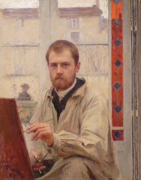 File:Emile Friant-Autoportrait-Musée des beaux-arts de Nancy.jpg
