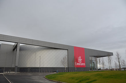 Sir Chris Hoy Velodrome hosted the track cycling Emirate Arena 08.jpg