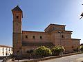 Encinas Reales, Iglesia de Nuestra Señora de la Expectacion, fachada sur.jpg