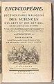 Encyclopédie, ou Dictionnaire raisonné des sciences, des arts et des métiers, par une société de gens de lettres MET b1020577 001.jpg
