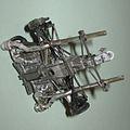Engine, transmission, suspension, exhaust, from below (7996553832).jpg