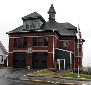 Engine House No. 6 (Lawrence, Massachusetts) - Image: Engine House No. 6, Lawrence, MA