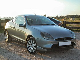 Ford Focus Hatchback Rims >> Ford Puma - Wikipedia