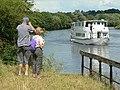 Enjoying the River - geograph.org.uk - 1389596.jpg