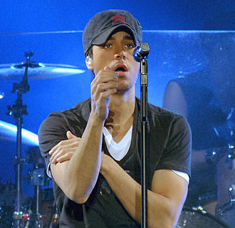 Crossover music - Enrique Iglesias