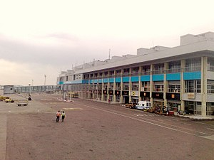 Entebbe International Airport - Image: Entebbe Terminal