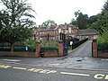 Entrance to Coalbrookdale and Ironbridge Primary School - geograph.org.uk - 1462398.jpg