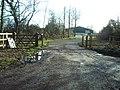 Entrance to Stud farm - geograph.org.uk - 345152.jpg