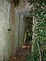 Entrance to pillbox - panoramio.jpg
