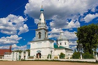 Malmyzh, Kirov Oblast Town in Kirov Oblast, Russia