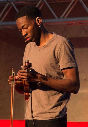 Eric Stanley (violinist) - Stanley in 2013