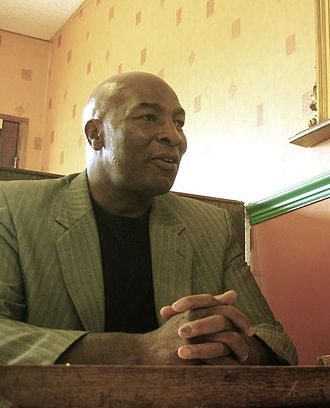 Earnie Shavers - Shavers in 2005