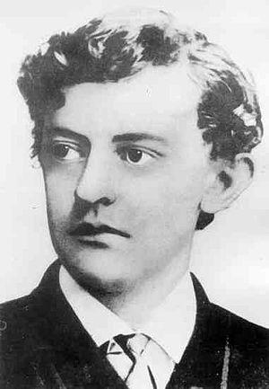 Ernst Barlach - The young Ernst Barlach