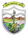 Official seal of San Luis Río Colorado