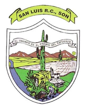 San Luis Río Colorado - Image: Escudo sanluisrcs