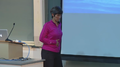 Esther Gokhale teaching at Ancestral Health Symposium 2014.png